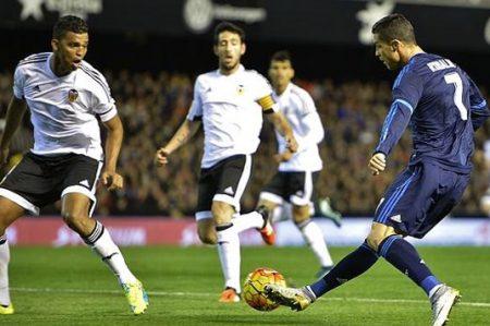 Real Madrid pierde 1-2 ante el Valencia