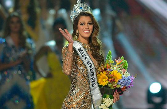 La Miss Universo Iris Mittenaere aclara rumores sobre su sexualidad