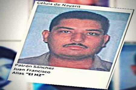 Abaten en Nayarit al 'H-2', líder de los Beltrán Leyva (VIDEOS)