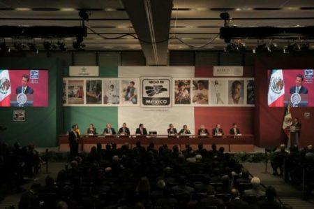 Historia y modificaciones del logo 'Hecho en México'