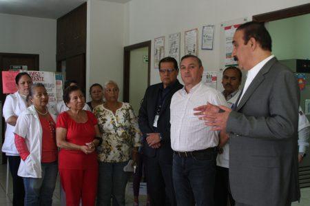 Lleva Secretaría de Salud campaña preventiva contra influenza