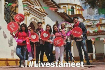 Instagrammers organizan primer 'livestameet'