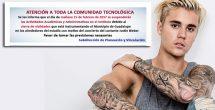 Suspenden clases en Universidad de NL por concierto de Justin Bieber