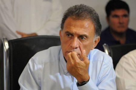 Prepara Narro Robles denuncia contra gobernador de Veracruz