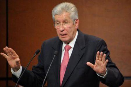 Roce de aviones de Aeroméxico 'no fue nada': Ruiz Esparza