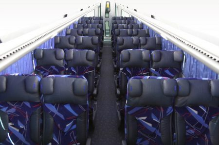 Asaltan autobús de pasajeros en carretera potosina