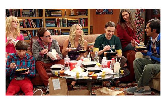 Big Bang Theory aceptan recorte de sueldo