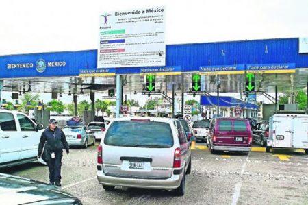 Busca Caaarem reducir el tiempo de espera en aduanas