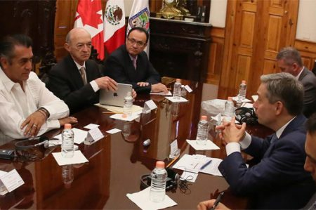 Busca Nuevo León nueva relación con Canadá