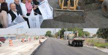 Nueva pavimentación y alumbrado darán nuevo rostro al Sendero Nacional