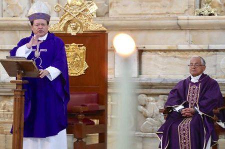 Cardenal pide orar por periodistas asesinados
