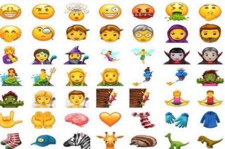 Elfos, zombies y vampiros entre los nuevos emojis