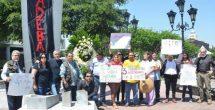 En Nuevo León exigen justicia por asesinato de Miroslava Breach