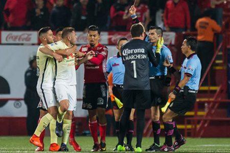 Investigará Disciplinaria agresiones a árbitros en partidos de Copa Mx