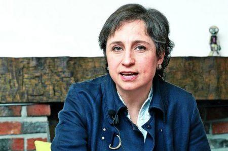 Javier Solórzano desmiente muerte de Carmen Aristegui