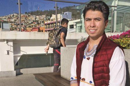 Joven nominado al Nobel dice que 'México sigue vivo'