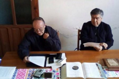 Nuevo obispo de Irapuato solicitó su nombramiento