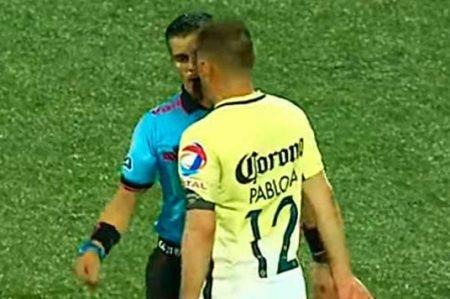 Reportan a Pablo Aguilar por conducta violenta(VIDEO)