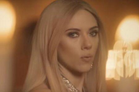 Scarlett Johansson se convierte en Ivanka Trump