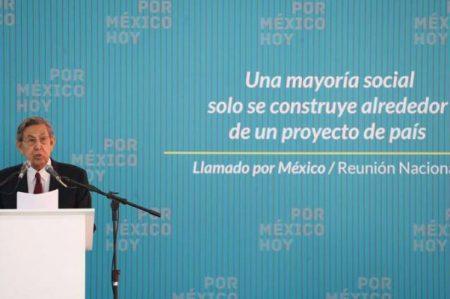 Se puede volver a vencer a las fuerzas dominantes: Cárdenas