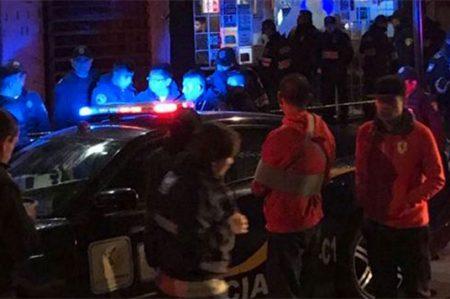 Detienen a cuatro personas tras balacera en pulquería de Zona Rosa