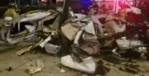 Hombre que chocó en Reforma conducía en estado de ebriedad: SSP