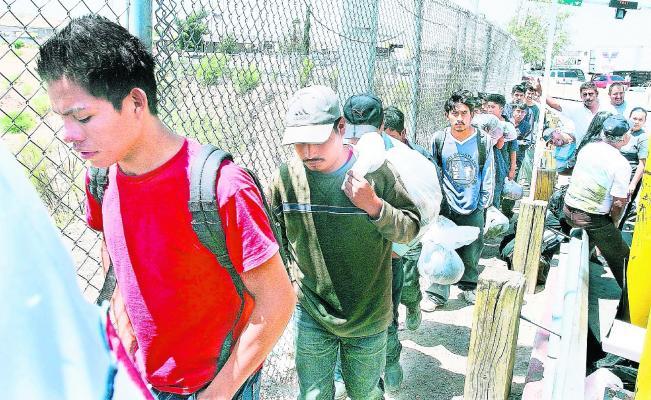 Estados Unidos publica licitación para muro fronterizo