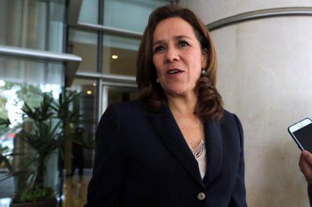 Margarita dice sí a alianza PAN-PRD para el 2018