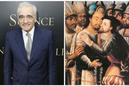 Martin Scorsese tiene en la mira película sobre Hernán Cortés