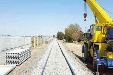 La moda del muro: construirán uno en Irapuato para evitar robos al tren