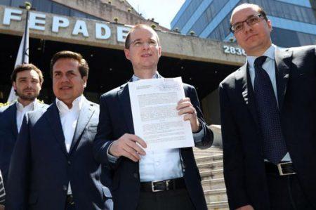 PAN denuncia al PRI por compra de votos en Edomex