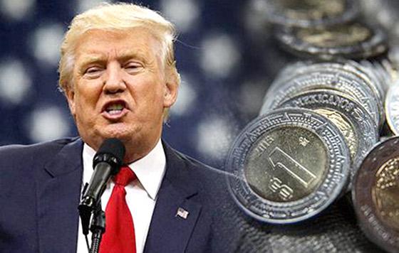 Dólar en 19.25 ante expectativas sobre política fiscal de Trump