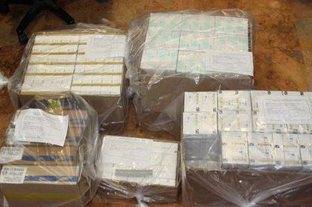 Asegura PGR 30 mil pastillas psicotrópicas en Mérida