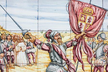 La Conquista fue 'evangelizadora y civilizadora', dice TV española