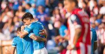 Cruz Azul gana contra pronóstico 2-1 a Chivas