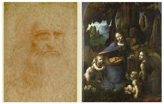 Exposición de Da Vinci llega al Palacio de Minería