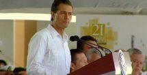 Gobierno federal acompañará a Veracruz contra impunidad: EPN