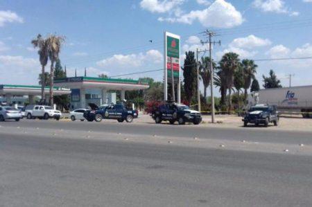 Hallan gasolinera en Guanajuato con combustible robado