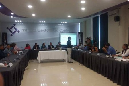 Hoy se enfrentan los candidatos al gobierno de Coahuila