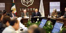 ISSSTE firma alianza para prevenir adicciones
