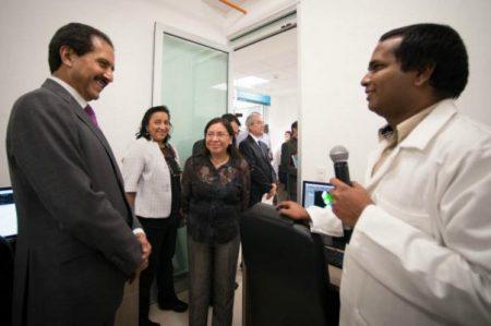 Inauguran en Puebla centro científico de restauración ambiental