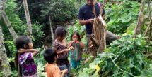Llevan ciencia a comunidades indígenas