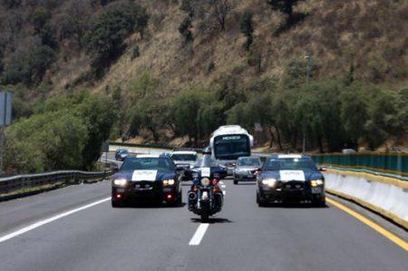 Refuerzan seguridad en carreteras al cierre de vacaciones