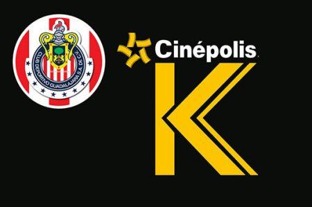 Chivas Tv y Cinépolis se unen hasta 2019
