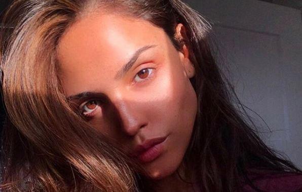 Eiza González se muestra al natural y causa sensación en redes sociales