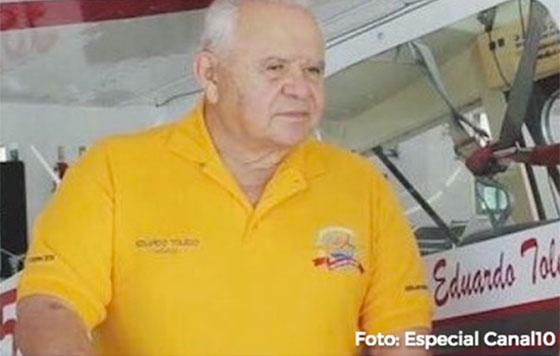 Se desploma avioneta en Cancún piloteada por dueño de televisora