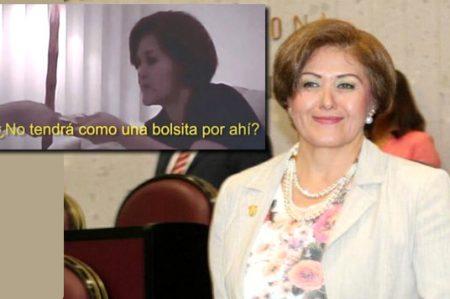 'La recaudadora'. La historia política de Eva Cadena