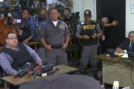 Duarte se reserva el derecho a declarar sobre extradición a México