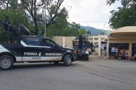 Reubican a 10 reos tras riña en penal de Tamaulipas