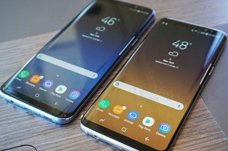 Llegan los Galaxy S8 a México con bombo y platillo